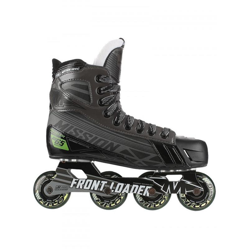 Mission Inhaler DSG5 inline hockey skates - Junior