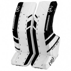 Warrior Ritual G3 hockey goalie leg pads - Intermediate
