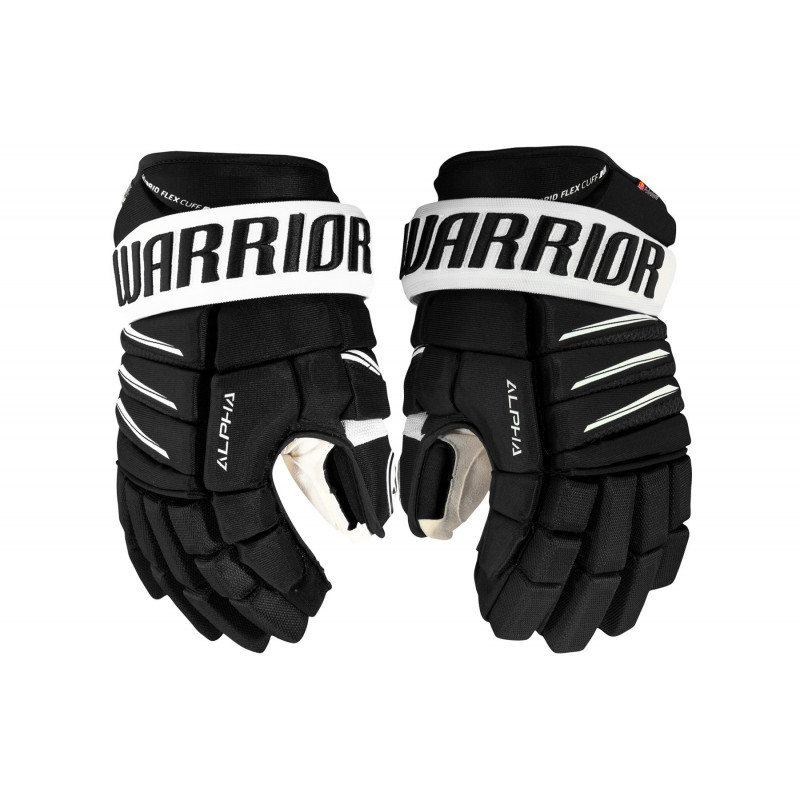 Warrior Alpha QX PRO hockey gloves - Senior