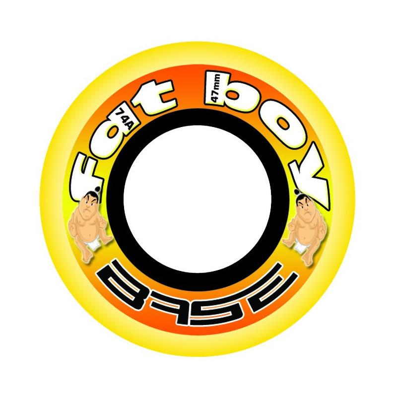 Base Goalie Indoor Fat Boy wheels