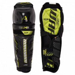 Warrior Alpha QX  hockey shin guards - Junior