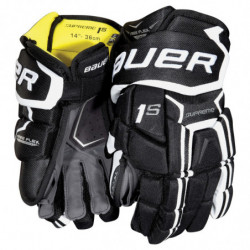Bauer Supreme 1S hockey gloves - Senior
