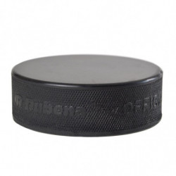 Rubena hockey puck