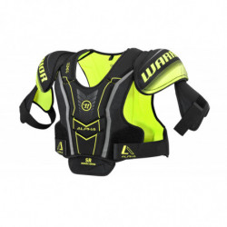 Warrior Alpha QX4 hockey shoulder pads - Junior