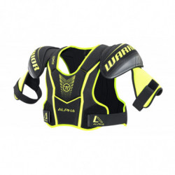 Warrior Alpha QX5 hockey shoulder pads - Junior