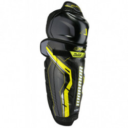 Warrior Alpha QX PRO hockey shin guards - Senior