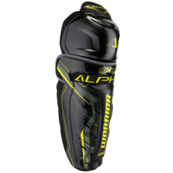 Warrior Alpha QX3  hockey shin guards - Junior
