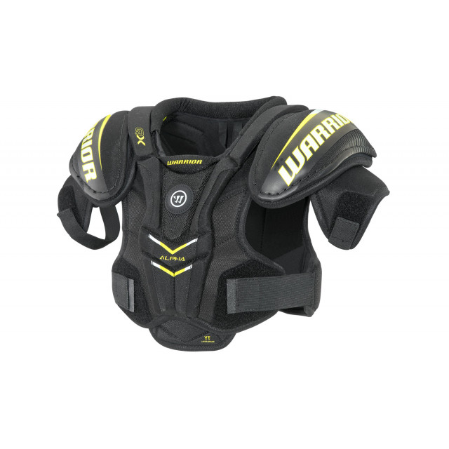 Warrior Alpha QX hockey shoulder pads - Youth