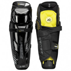Bauer Supreme S190 Senior hockey shin guards - '17 Model