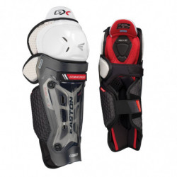 Easton Synergy GX hockey shin guards - Senior