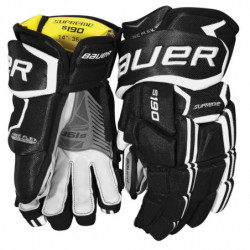 Bauer Supreme 190 Senior Hockey gloves - '17 Model