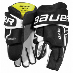 Bauer Supreme 170 Youth Hockey gloves - '17 Model
