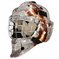 "Bauer NME 3 Star Wars ""Luke"" hockey goalie mask - Junior"