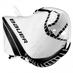 Bauer Supreme S170 hockey goalie catcher - Senior
