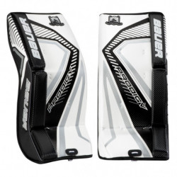 Bauer Prodigy 3.0 hockey goalie leg pads - Youth
