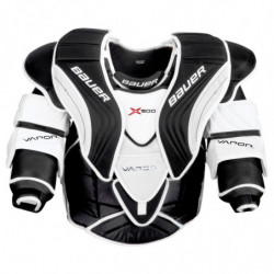 Bauer VAPOR X900 hockey goalie chest & arm protector - Intermediate