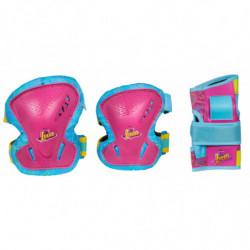 Disney Soy Luna pads for inline skating - Junior