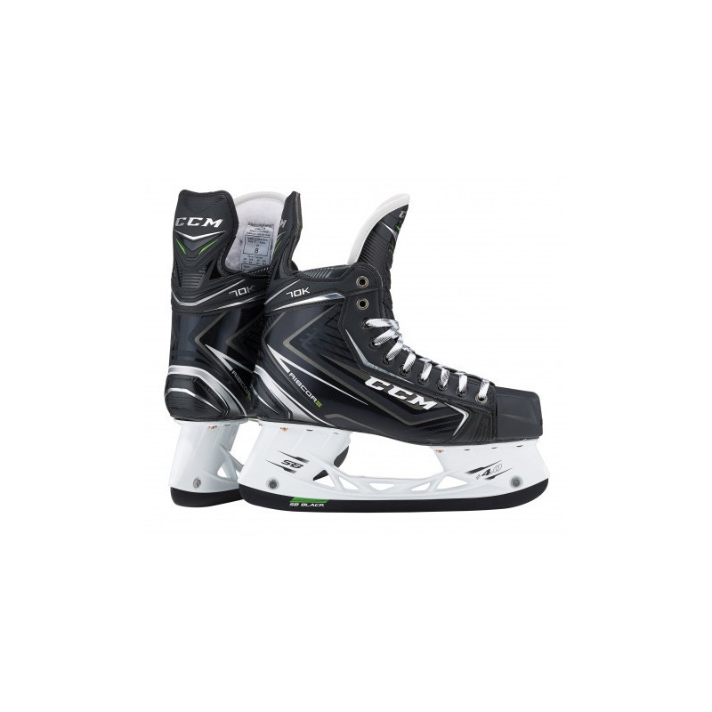 CCM Ribcor 70K hockey ice skates - Senior