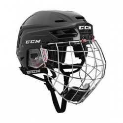 CCM Resistance combo hockey helmet with cage - Senior