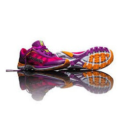 Salming Distance women running shoes - Senior