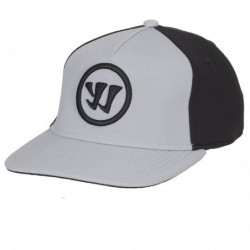 Warrior Flatpeak cap - Senior