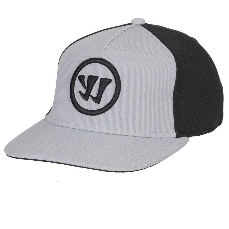 Warrior Flatpeak cap - Senior