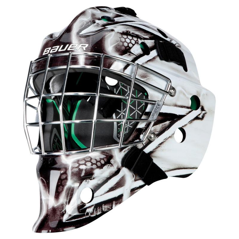 Bauer NME 4 hockey goalie mask - Youth