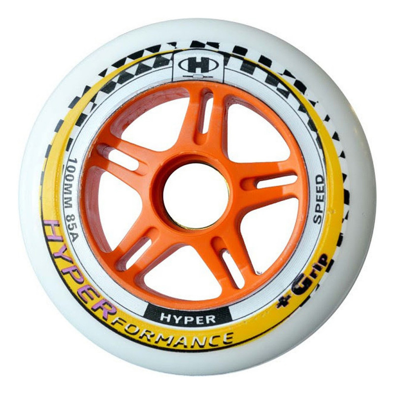 HYPER Hyperformance +G wheels for inline skates