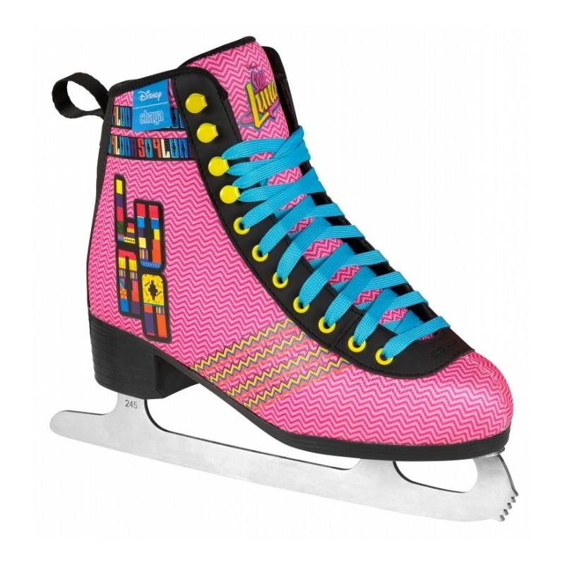 Disney Soy Luna ice skates