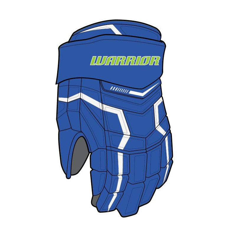 Warrior QRL Olympic Team Slovenia hockey gloves - Senior