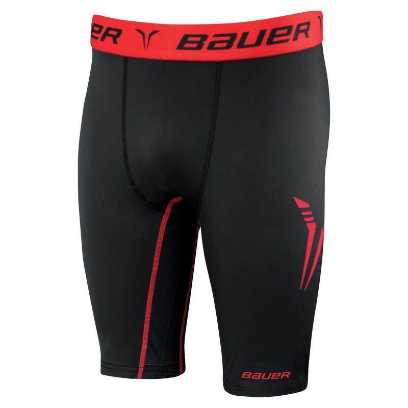 Bauer Compression Base Layer hockey shorts - Senior