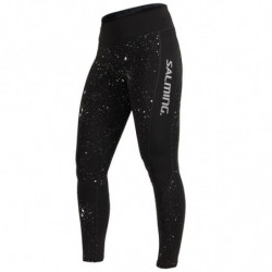 Salming Reflective womans running tights - Senior