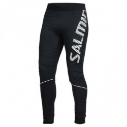 Salming Thermal Wind Running Tights Men - Senior