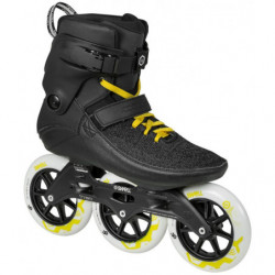 Powerslide Swell Trinity Black City 125 fitness skates - Senior