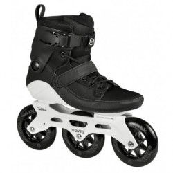 Powerslide Swell Black SPC-165 100 fitness skates - Senior