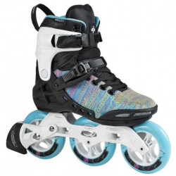 Powerslide Phuzion Trinity Argon woman 110 fitness skates - Senior