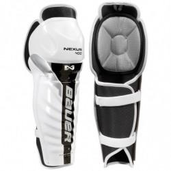 Bauer Nexus 400 hockey shin guards - Senior