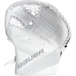 BAUER Supreme 1X hockey goalie catcher - Senior