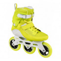 Powerslide Swell Yellow Flash 110 fitness skates - Senior