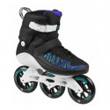 Powerslide Swell Trinity Voltage Blue 110 fitness skates - Senior