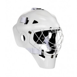 Salming Carbon X Helmet floorball goalie helmet - Senior