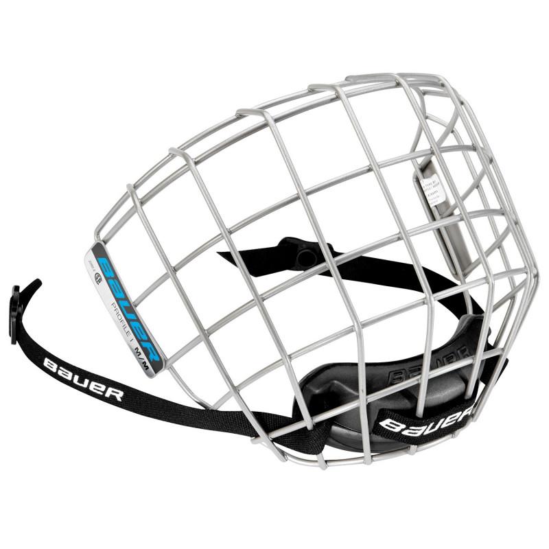 Bauer Profile I hockey helmet cage - Senior