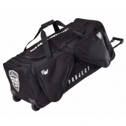 "Sherwood Project 9 ""L"" wheeled hockey bag - Senior"