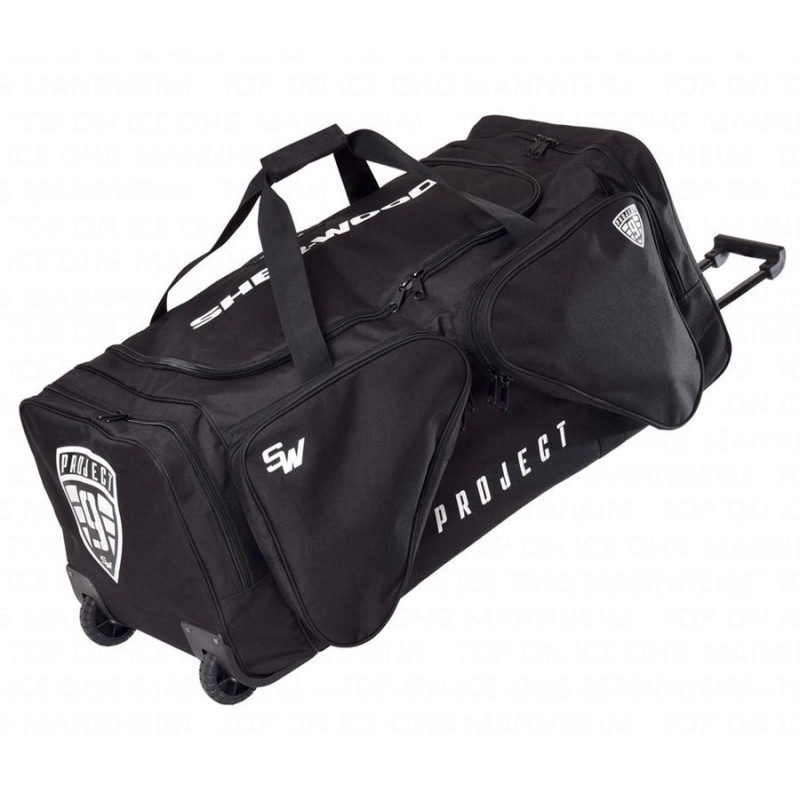 Sherwood Project 9 S Wheeled Hockey Bag Senior