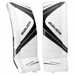 Bauer Vapor X700 hockey goalie leg pads - Junior