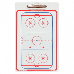 Berio hockey coach board - A4