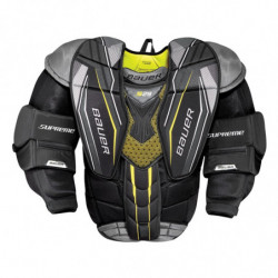 Bauer Supreme S29 Intermediate hockey goalie chest & arm protector - 18 'Model