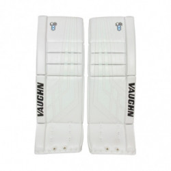 Vaughn Velocity VE8 hockey goalie leg pads - Junior