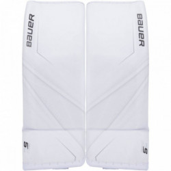 Bauer Supreme S2 PRO hockey goalie leg pads - Senior