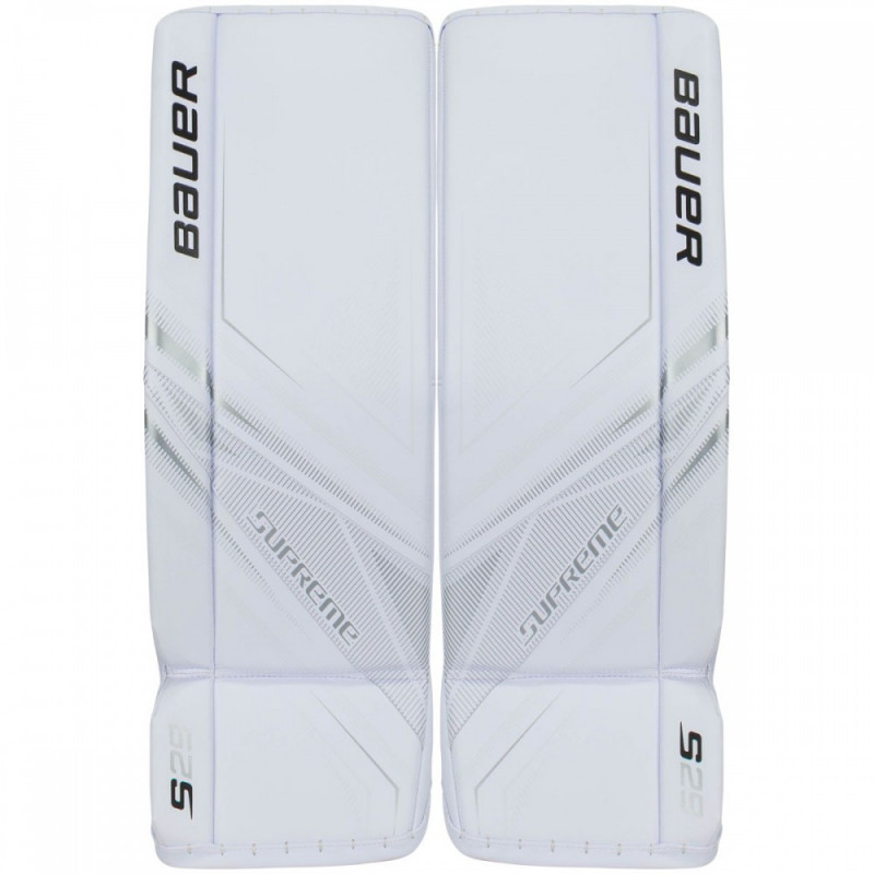 Bauer Supreme S29 hockey goalie leg pads - Senior